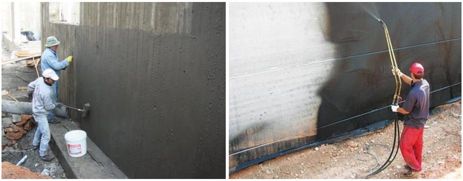 Как сделать бетон водостойкий 555