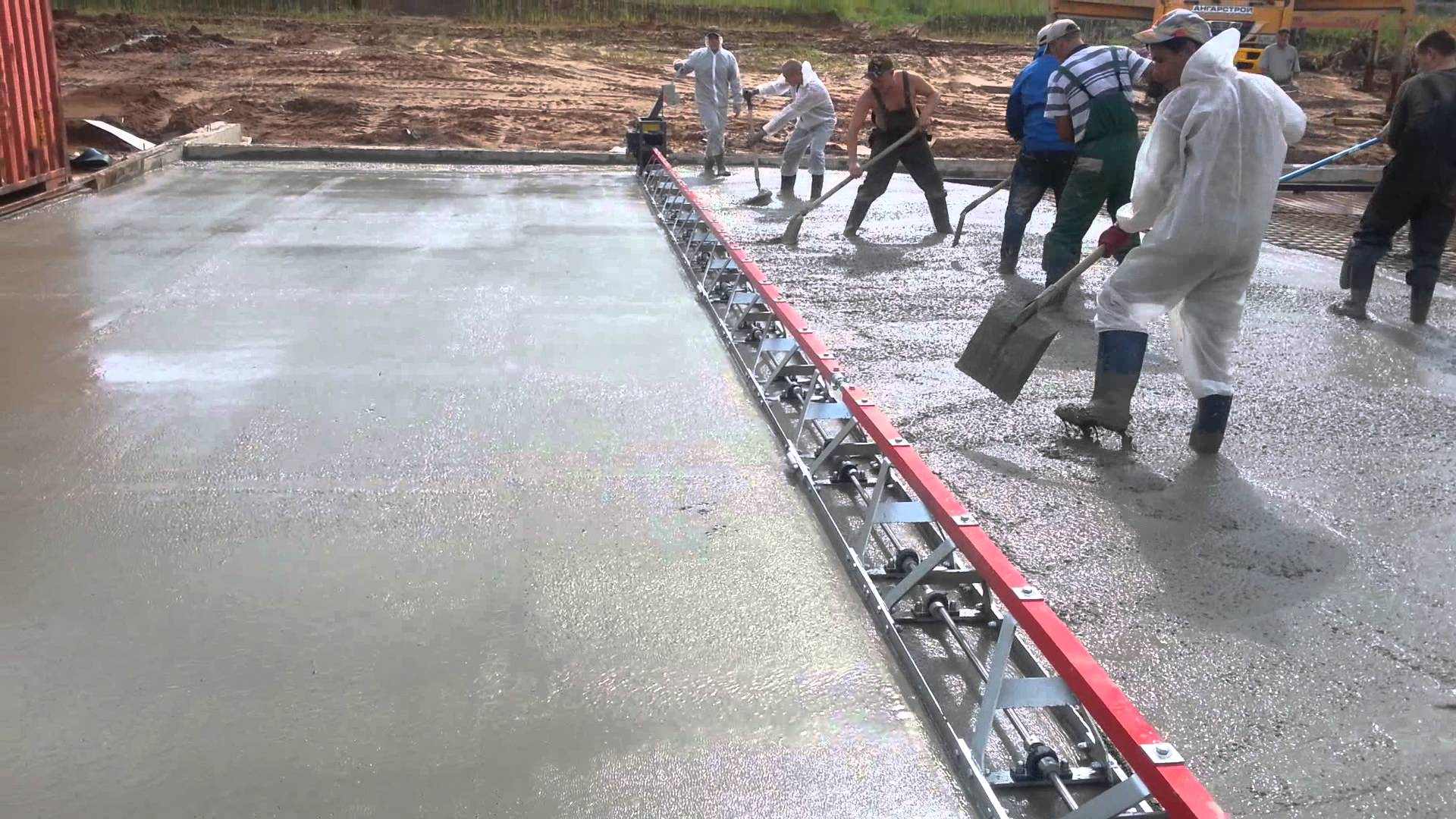 Бетон жесткий объявление купить бетон
