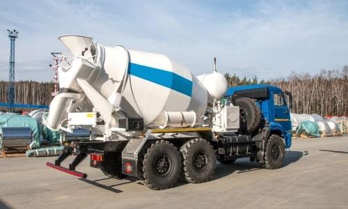 Купить машину для перевозки бетона раствор цементный марки 25