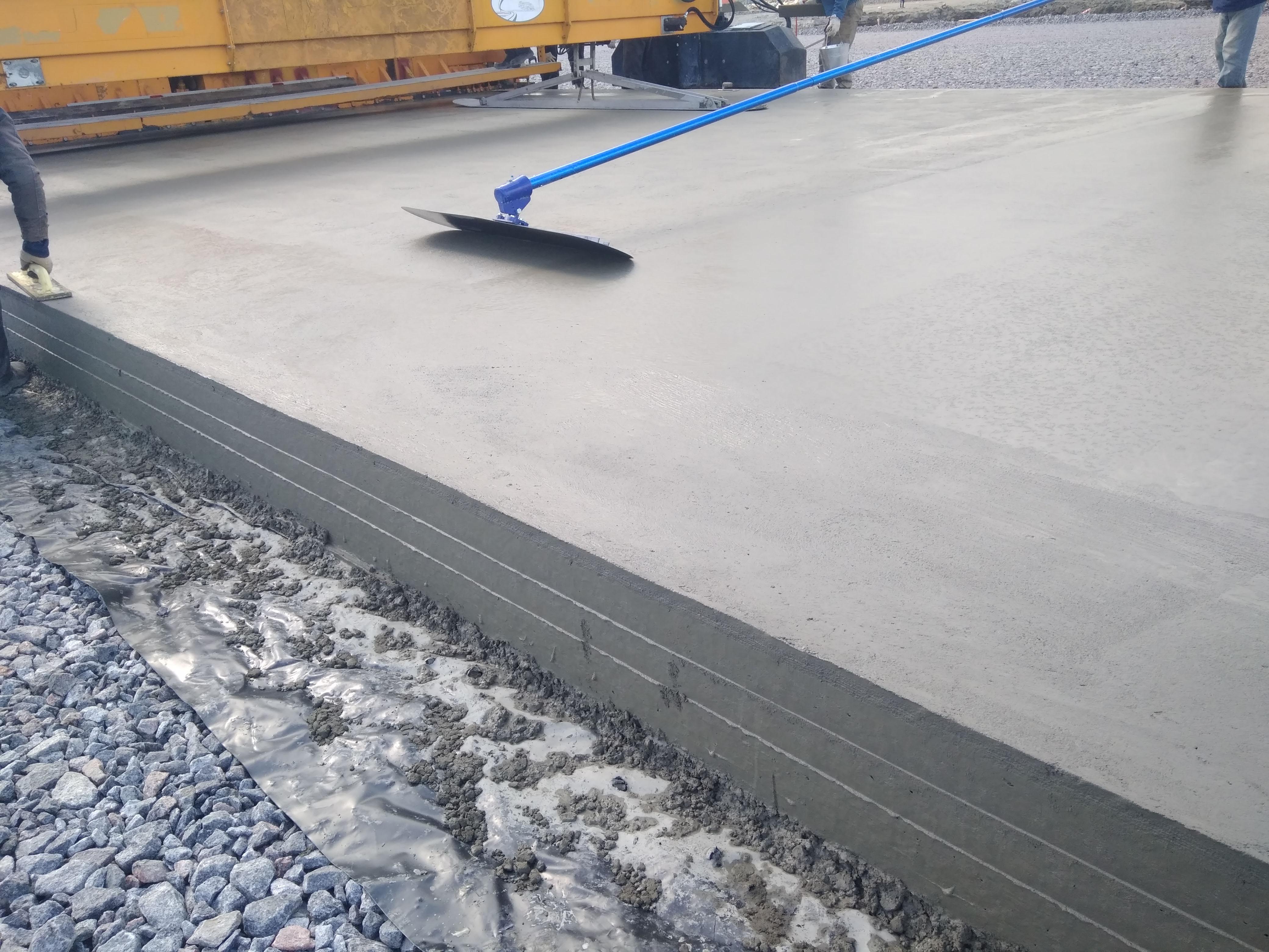 аэродром бетон
